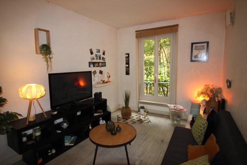 Vente appartement Paris 18ème 399000€ - Photo 1