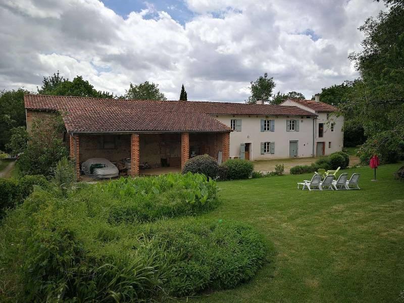 Sale house / villa Cuq les vielmur 281000€ - Picture 1