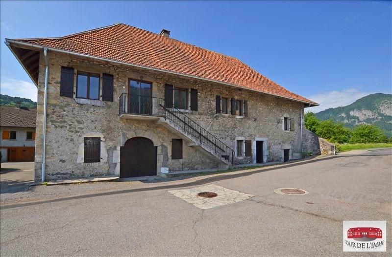 Sale house / villa Taninges 547000€ - Picture 1