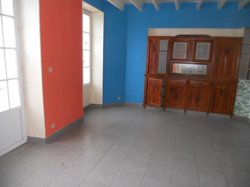 Vente maison / villa St hilaire la palud 86400€ - Photo 3