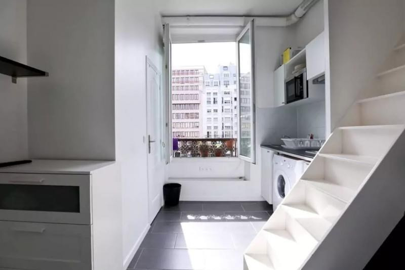 Sale apartment Paris 10ème 180 000€ - Picture 1