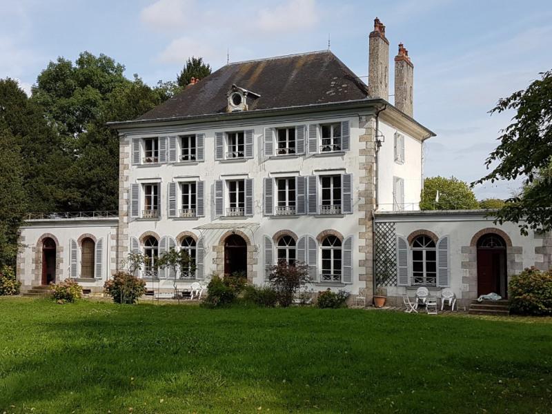 Vente de prestige château Le gault-soigny 550000€ - Photo 1