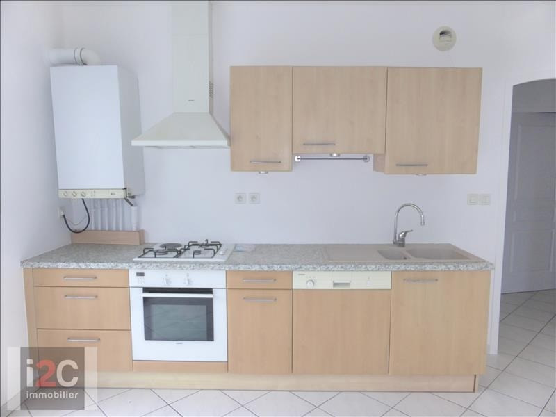 Location appartement Chevry 1 150€ CC - Photo 2