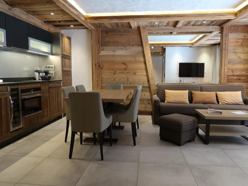 Deluxe sale apartment Chamonix mont blanc 525 000€ - Picture 1