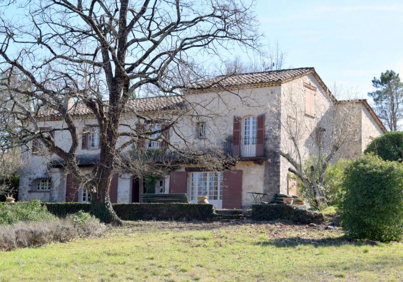 Venta de prestigio  casa Fayence 1260000€ - Fotografía 38