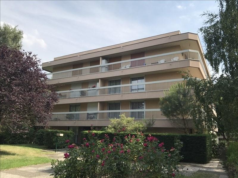 Rental apartment Verrieres le buisson 570€ CC - Picture 1