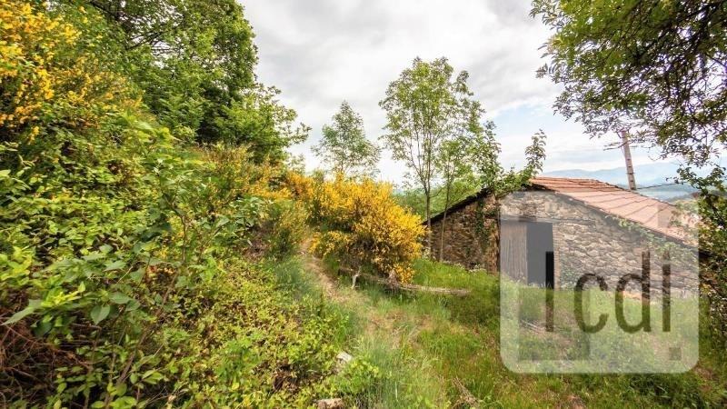 Vente terrain Vals-les-bains 100000€ - Photo 2