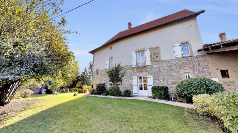 Vente de prestige maison / villa Lyon 8ème 603000€ - Photo 1