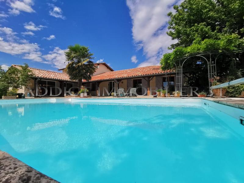 Vente maison / villa Saint-sulpice-la-pointe 440000€ - Photo 1