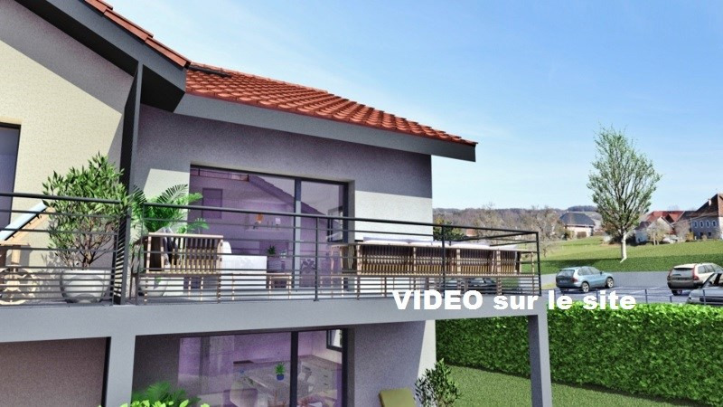 Vente appartement Villaz 300 000€ - Photo 1