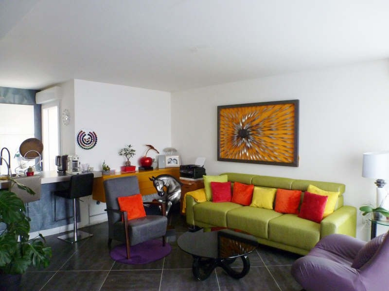 Rental apartment Trappes 1111€ CC - Picture 3