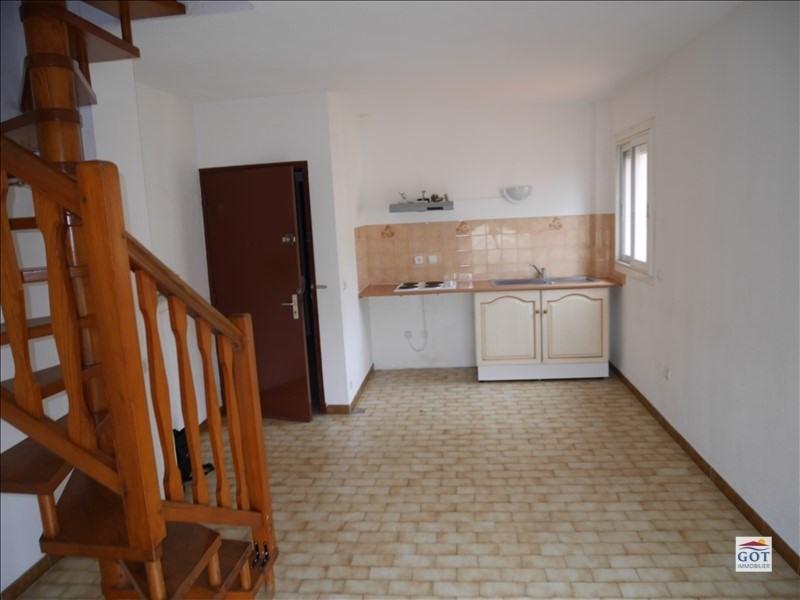 Sale apartment Le barcares 92500€ - Picture 1