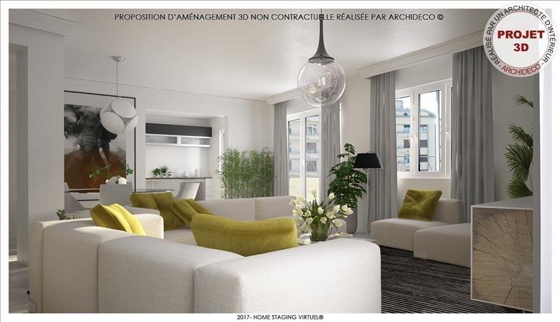 Vente de prestige appartement Grenoble 590000€ - Photo 2