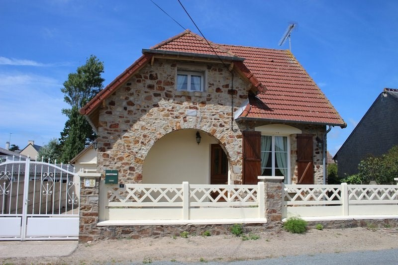 Venta  casa Barneville carteret 213500€ - Fotografía 1