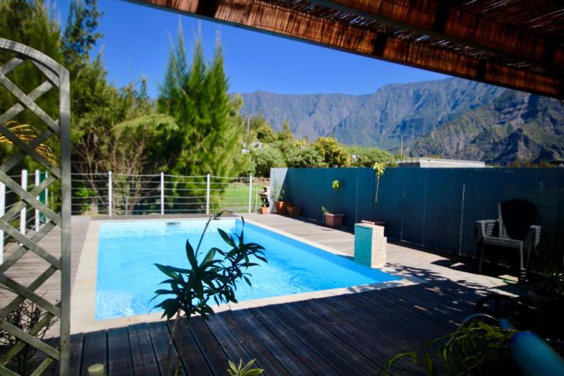 Produit d'investissement maison / villa Cilaos 399000€ - Photo 4