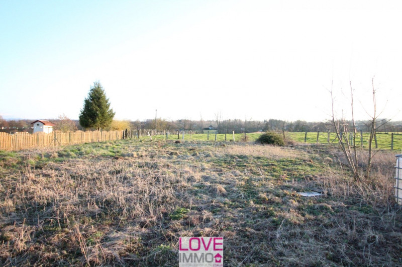 Vente terrain La tour du pin 79 000€ - Photo 1