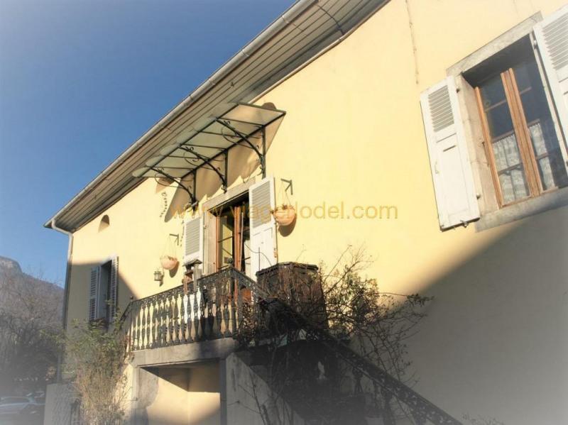 Vendita nell' vitalizio di vita casa Thônes 98000€ - Fotografia 5