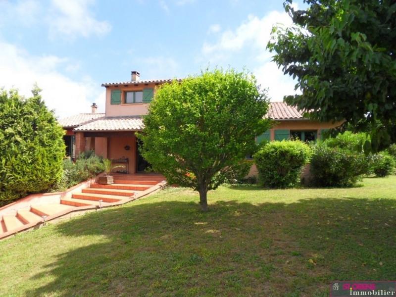 Vente de prestige maison / villa Quint-fonsegrives 6 minutes 493000€ - Photo 10