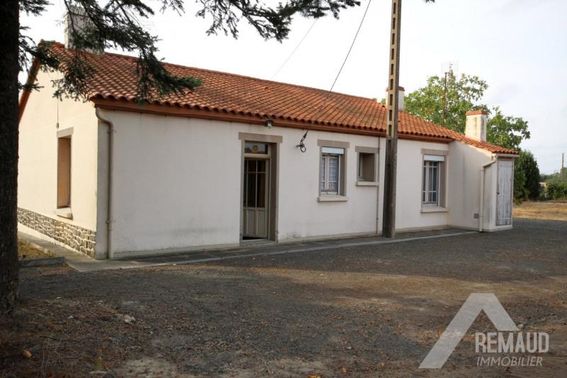 Sale house / villa Beaulieu sous la roche 111940€ - Picture 1