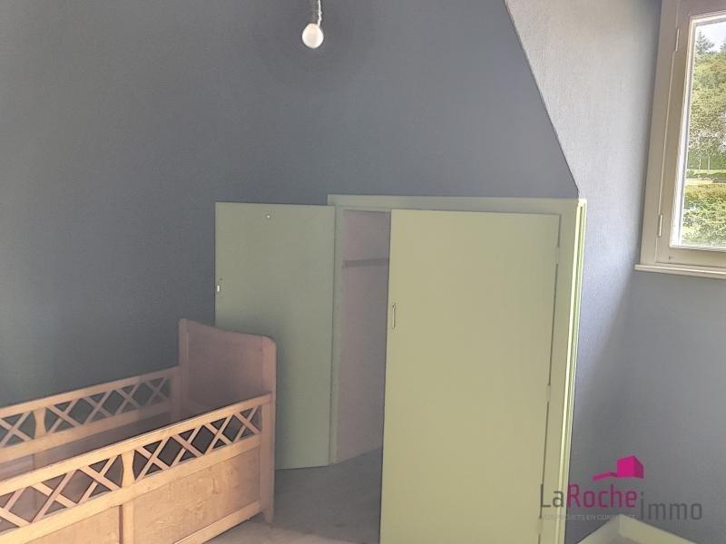 Sale house / villa La roche maurice 132500€ - Picture 8