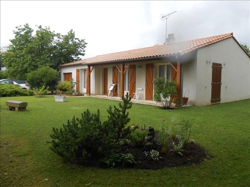 Vente maison / villa Niort 159000€ - Photo 1
