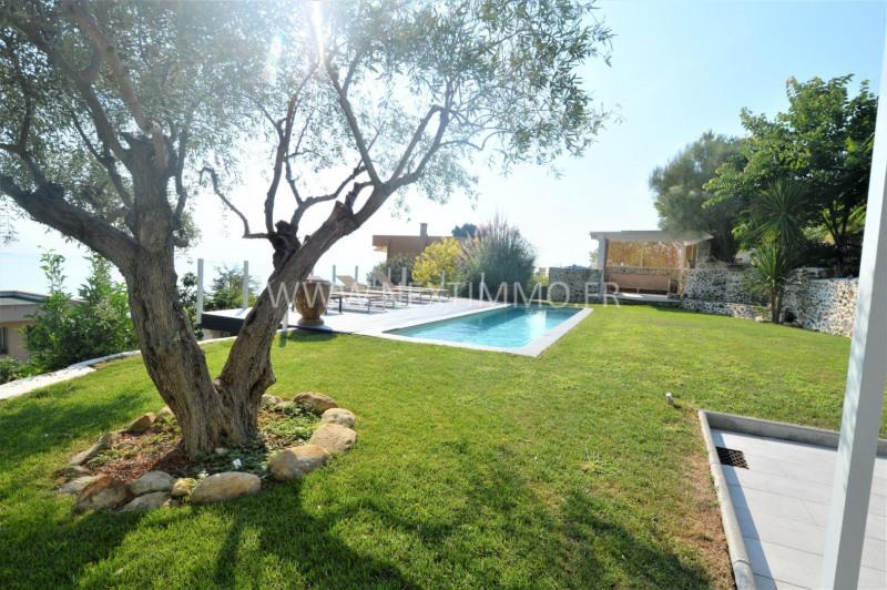 Revenda residencial de prestígio casa Roquebrune-cap-martin 3500000€ - Fotografia 15