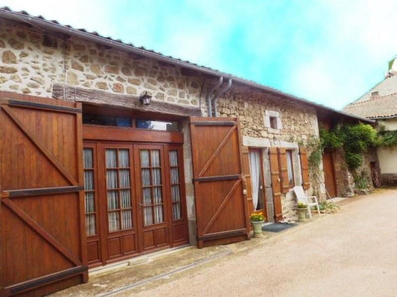 Vente maison / villa Busserolles 267500€ - Photo 14
