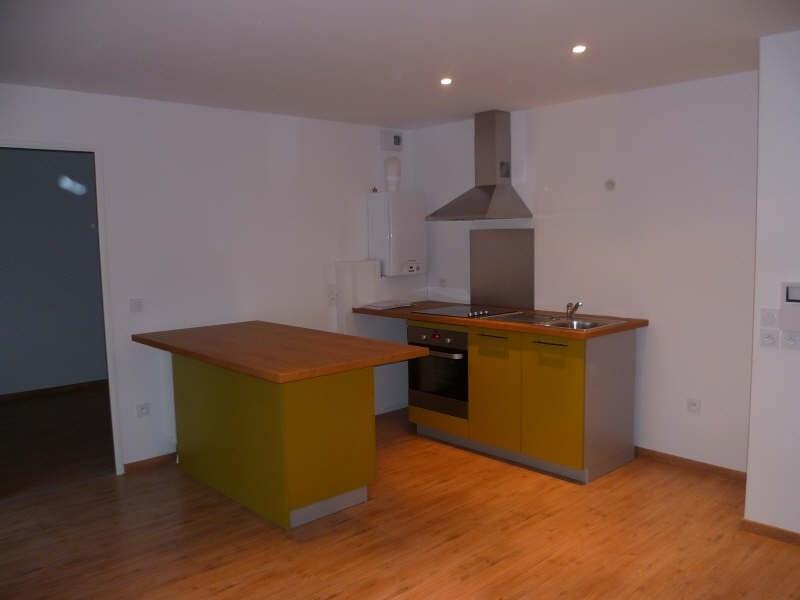 Rental apartment Fleury sur orne 515€ CC - Picture 2
