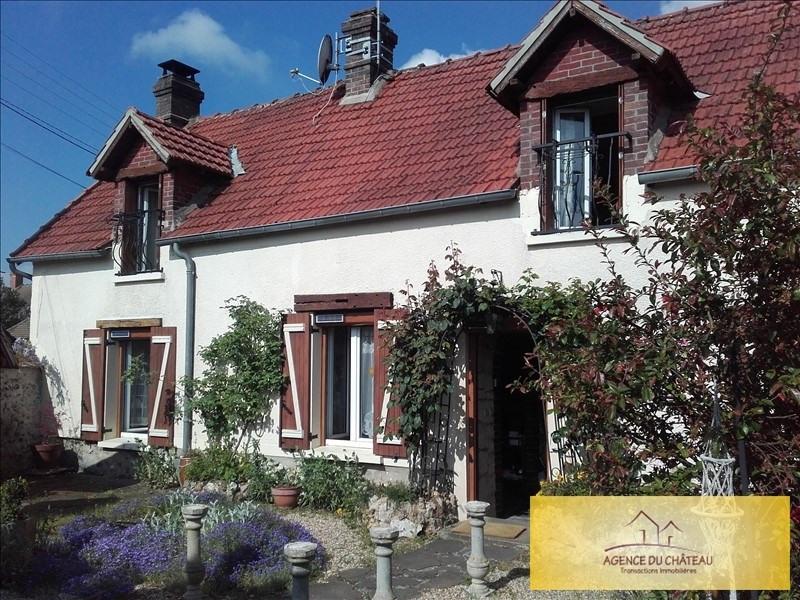 Revenda casa La villeneuve en chevrie 192500€ - Fotografia 1