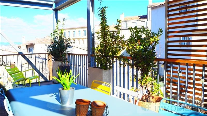 Vente de prestige appartement Marseille 6ème 570 000€ - Photo 3