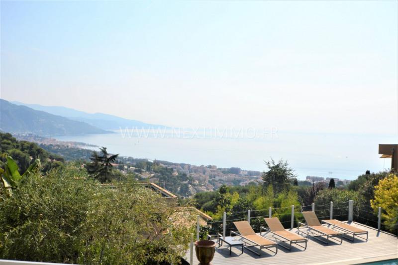 Revenda residencial de prestígio casa Roquebrune-cap-martin 3500000€ - Fotografia 16
