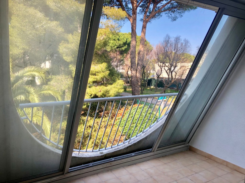 Rental apartment La grande motte 800€ CC - Picture 6