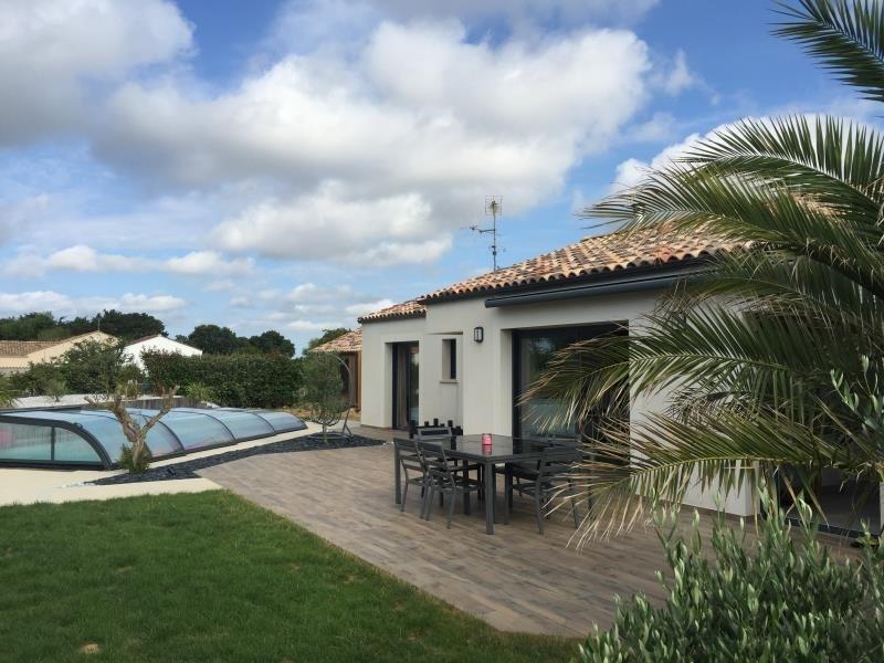 Vente maison / villa Jard sur mer 362960€ - Photo 1