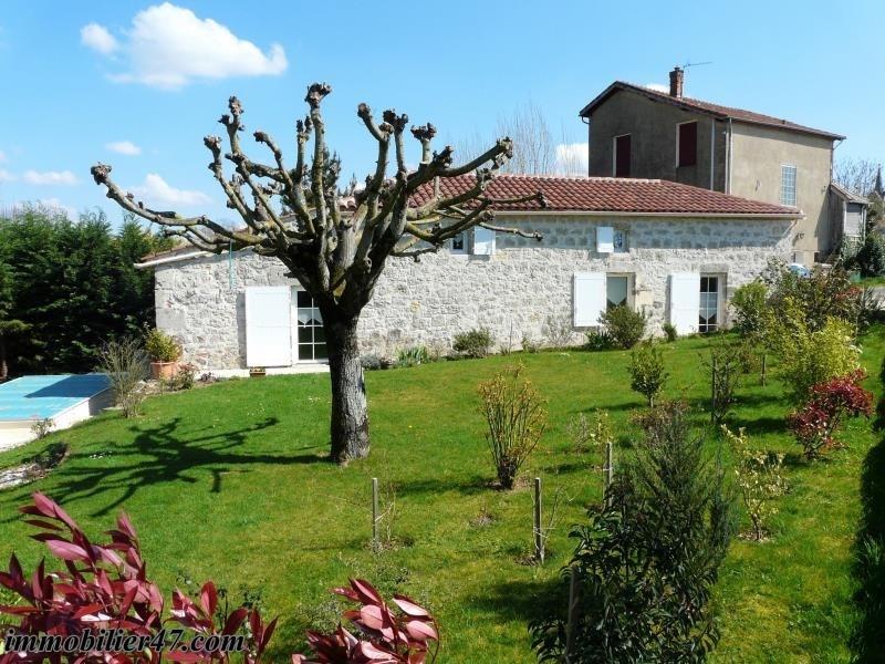 Sale house / villa Prayssas 215000€ - Picture 1