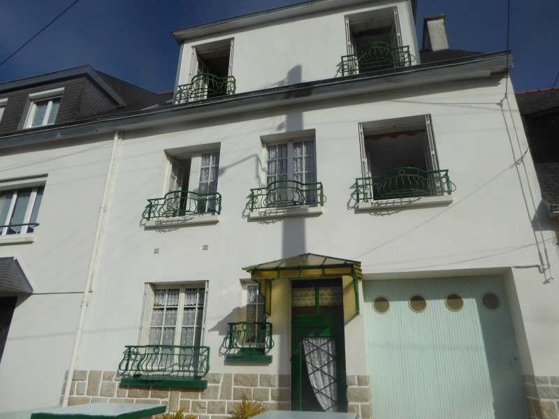 Vente maison / villa Douarnenez 118800€ - Photo 1