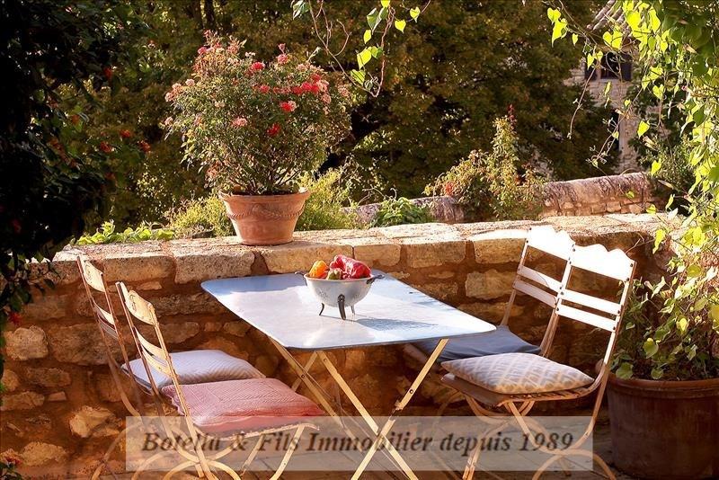 Immobile residenziali di prestigio casa Barjac 525000€ - Fotografia 4