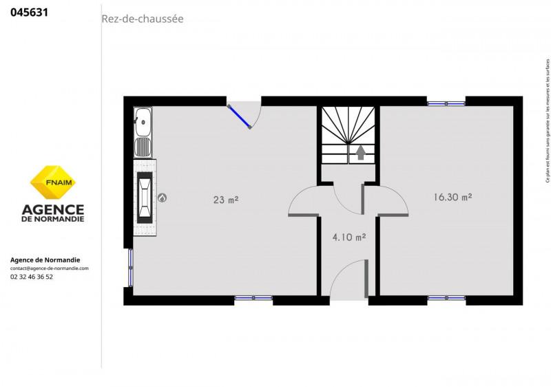 Vente maison / villa La ferté-frênel 45000€ - Photo 7