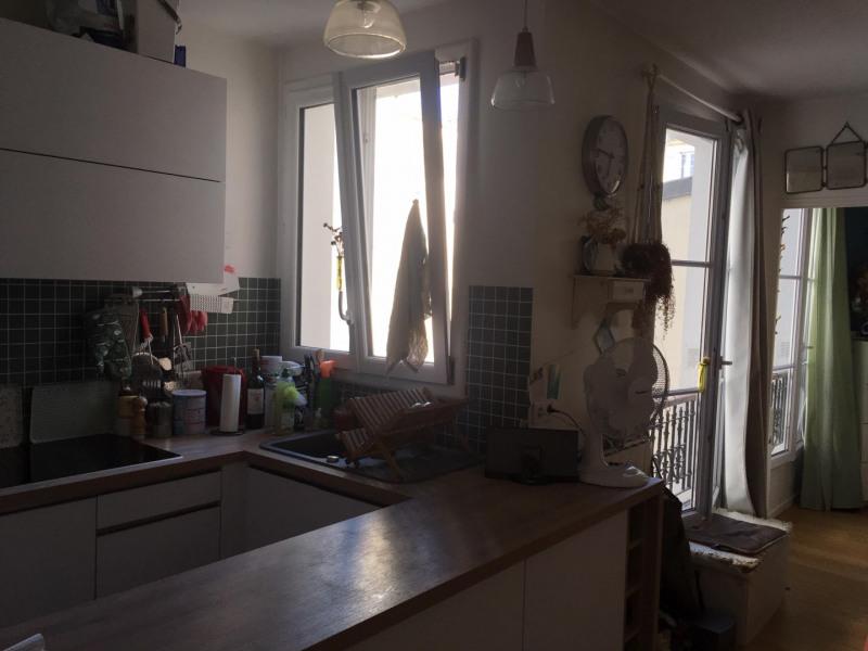 Rental apartment Paris 18ème 1300€ CC - Picture 3