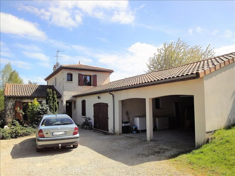 Investment property house / villa Savigny levescault 222 600€ - Picture 8