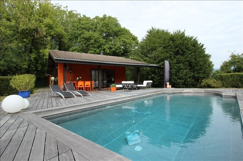 Deluxe sale house / villa Ayze 834 000€ - Picture 1