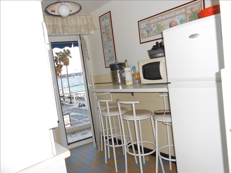 Deluxe sale apartment Juan les pins 434 000€ - Picture 4