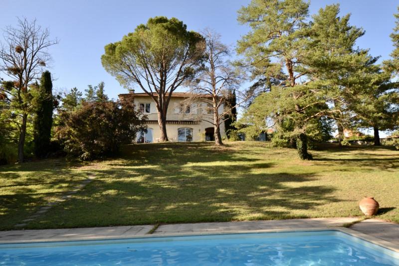 Sale house / villa Millau 490000€ - Picture 1