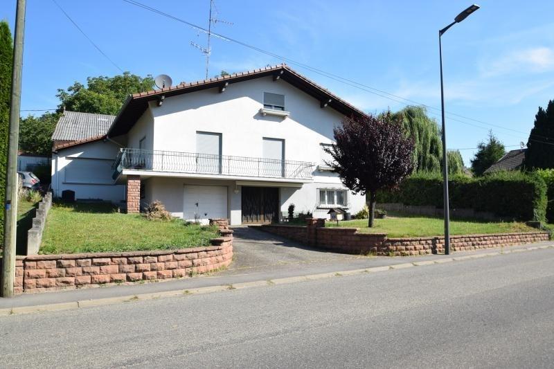 Sale house / villa Steinsoultz 299600€ - Picture 1