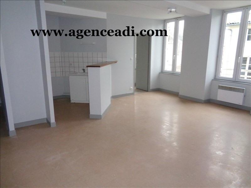 Location appartement La mothe st heray 380€ CC - Photo 1