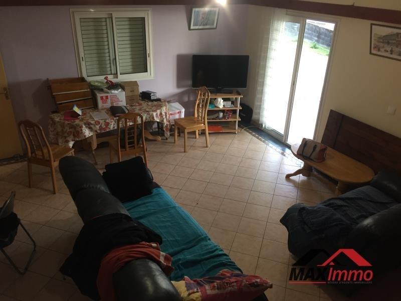 Vente maison / villa Petite ile 275000€ - Photo 1