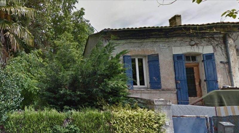 Sale house / villa Montpon menesterol 44000€ - Picture 1