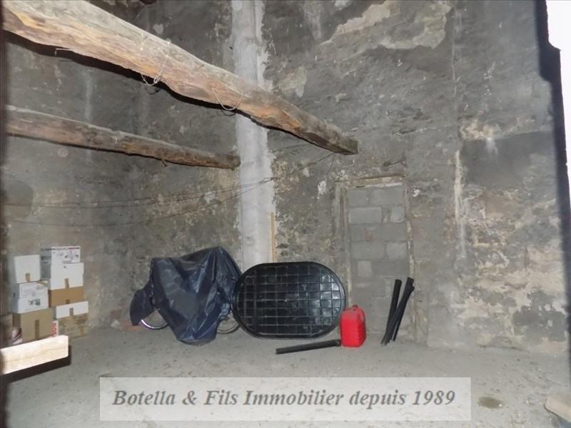 Verkoop  flatgebouwen Barjac 99990€ - Foto 7
