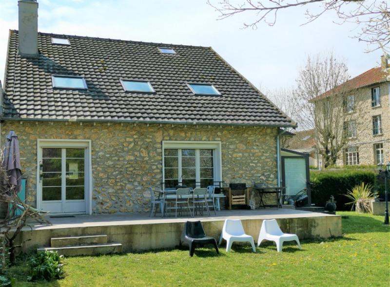 Revenda casa Orgeval 670000€ - Fotografia 1
