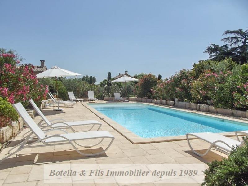 Deluxe sale house / villa St martin d'ardeche 895000€ - Picture 13