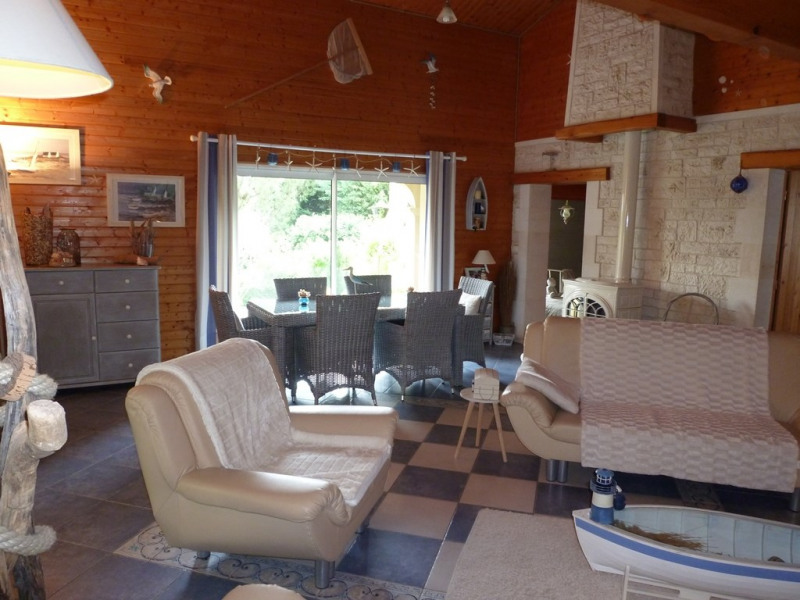 Sale house / villa Boutiers 289000€ - Picture 3